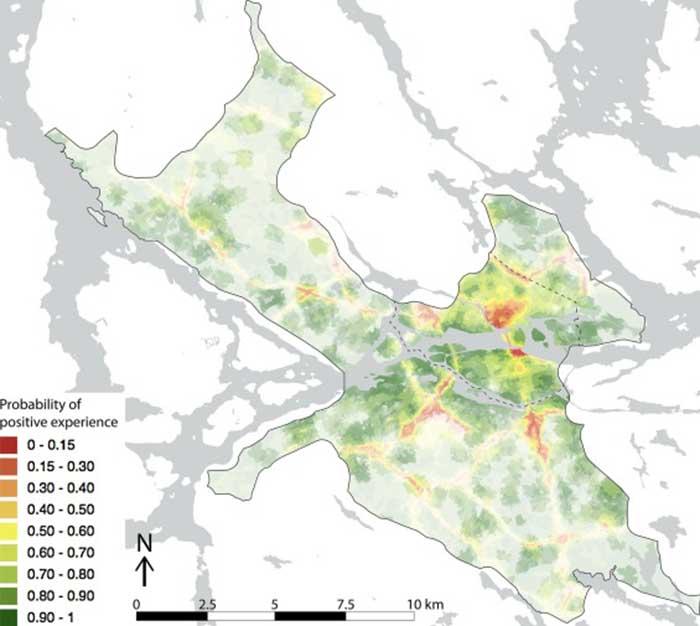 Upplevelsekartan Stockholm
